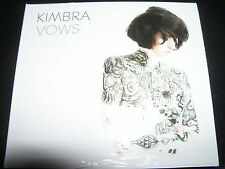 Kimbra Vows (Australia) Digipak CD - Like New