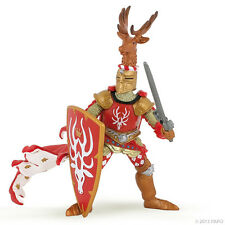 Knight Stag 11 cm knight and Castles Papo 39911
