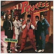 Too Sharp [Expanded Edition] by Process & the Doo Rags (CD Funky Town) BRAND NEW
