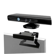 TV Clip Mount Mounting Stand Holder for Microsoft Xbox 360 Kinect Sensor DD