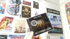 ANTI-NOWHERE LEAGUE The Cage CD Punk Rock Girl Alcohol  (bonus track Walk Away)