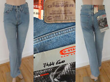 G-Star Jeans Classic 5 Pocket hohe Taille Hight Waist Straight blue denim 27 NEU