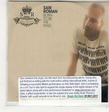 (FF731) Sam Roman, Born to be the King - 2011 DJ CD