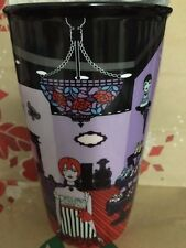 NEW Starbucks Anna Sui Boutique mug/tumbler 12oz - NO box/case