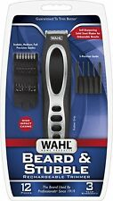 NEW Wahl 5598 Beard and Stubble Rechargeable Trimmer Kit