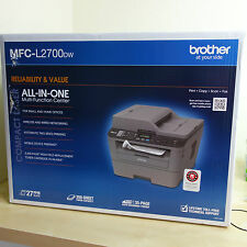 BRAND NEW Brother MFCL2700DW Mono Laser All-In-One Printer
