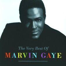 MARVIN GAYE THE VERY BEST OF: CD ALBUM (1994)