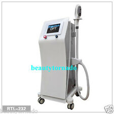 Professional SHR IPL Painfree Permanent Hair removal skin rejuvenation Machine