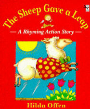 """Offen, Hilda The Sheep Gave a Leap (Red Fox picture books) """"AS NEW"""" Book"""