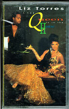 Queen Is in the House by Liz Torres (Cassette) BRAND NEW FACTORY SEALED