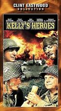 Kelly's Heroes [VHS] by Clint Eastwood, Telly Savalas, Don Rickles, Carroll O'C