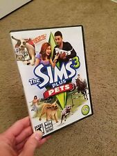 The Sims 3 Plus Pets USED PC Video game