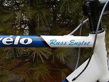 """Custom Name Bike Decals 3/4"""" x 5"""""""