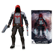 "7"" RED HOOD figure BATMAN ARKHAM KNIGHT exclusive DC COLLECTIBLES jason todd S.1"