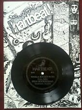 "Hartbeat #13 + 7"" Single / Power Pop & Punk fanzine / magazine"