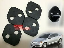 Acura 2013~2017 ILX sedan door lock striker cover 4pcs  ◎