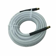 "Clear PVC Hose 3/8"" 25 feet 300 PSI 4:1 Safety Factor HA16-025"