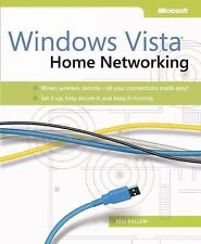 NEW Windows Vista Home Networking by Joli Ballew
