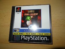 Command & Conquer: Red Alert Sony PlayStation 1,  PS1 MINT COLLECTORS