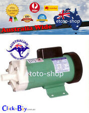 MD-40 Magnetic Drive Aquarium Aquaculture Water Pump