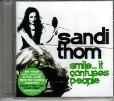 (DG987) Sandi Thom, Smile ... It Confuses People - 2006 sealed CD