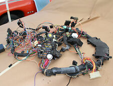 1987 Buick Grand National Turbo Dash Wiring Harness Fuse Panel  W/EXTRAS