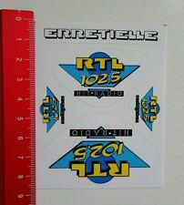Aufkleber/Sticker: ERRETIELLE RTL 102.5 Hit Radio (15081612)