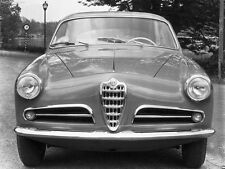 20 different photos printed on glossy paper ALFA ROMEO GIULIETTA SPRINT