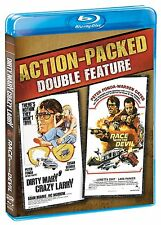 DIRTY MARY CRAZY LARRY / RACE WITH THE DEVIL -   Blu Ray - Sealed Region free