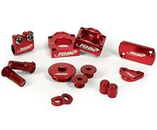RHK Mx NEW Honda CRF 250 R 2004-2008 250 X 04-2014 Motocross Bike Red Bling Kit