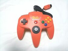 Nintendo 64 / Pokemon Pikachu Orange Yellow Controller/Japan