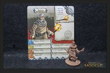 Zombicide Black Plague Kickstarter Exclusive James With Card
