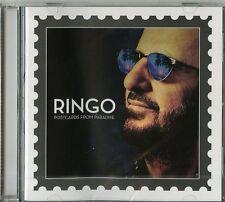 STARR RINGO POSTCARDS FROM PARADISE CD NUOVO E SIGILLATO !!