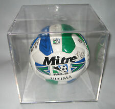Vintage MLS Chicago Fire 1999 Mitre Ultima Signed Ball