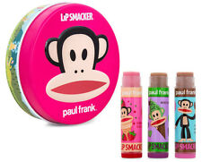 NEW Lip Smacker Gift Pack - Paul Frank - Round Tin Mint Chip Cookies N Cream