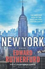 New York By Edward Rutherfurd. 9780099509387