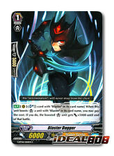 Cardfight Vanguard  x 4 Blaster Dagger - G-BT06/060EN - C Mint