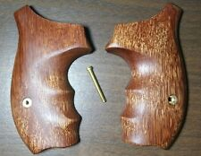 OPEN BACK GRIPS FOR S&W K/L FRAME 686-64-65-66 ROUND BUTT by Siampride