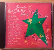 Christmas with the Stars  (CD, 1997, Polymedia) Elton John, Toni Baxton, Kenny G