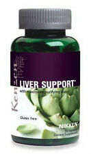 NEW Nikken 15491 Kenzen Liver Support Health Supplement Artichoke Extract 02/17