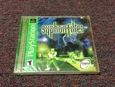 Syphon Filter  (PlayStation 1,1999) Brand New Factory Sealed