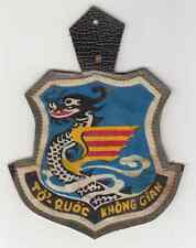 Wartime Vietnamese Air Force Pocket Hanger Patch / Aviation Insignia