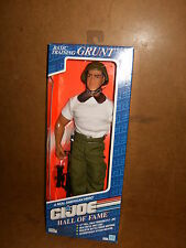 "G.I. JOE ( 12"" / 30cm ) HALL OF FAME - HASBRO - Basic Training GRUNT - 1992"