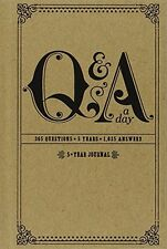 Q&A a Day: 5-Year Journal by Potter Style (Hardcover) FREE SHIPPING