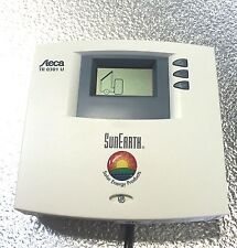 Steca 0301U Solar Hot Water Control: LCD Display, Power Cord, w/ 3 sensors