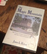 The Magic Mountain 1997 First DICK CARON Chit Chat ALCOHOLISM Holton RARE