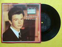 Rick Astley - When I Fall In Love / My Arms Keep Missing You, PWL PB-41683 Ex+