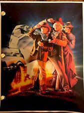 Universal™ BACK TO THE FUTURE PART III (1885-1985) Production Draft SCRIPT