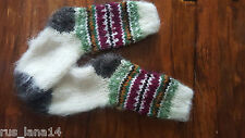Icelandic Wool Winter Knitted Warm Hand made Socks