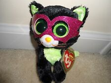 Ty,Jinxy,2014 Halloween Masked Cat Boo Release.POPULAR/RETIRED ON 10/31/14/TP'd!